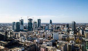 Warszawa. Podpowiadamy jaka będzie pogoda w czwartek
