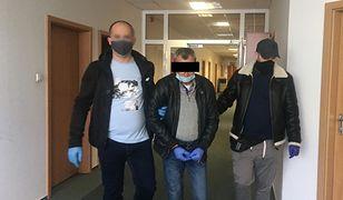 Warszawa. Policja zatrzymała mężczyznę, który zranił ratownika medycznego