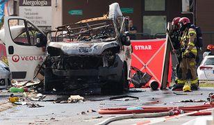 Warszawa. Wybuch na Bemowie. Prokuratura wszczęła śledztwo