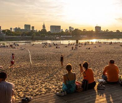Warszawa. Podpowiadamy, jaka będzie pogoda w weekend