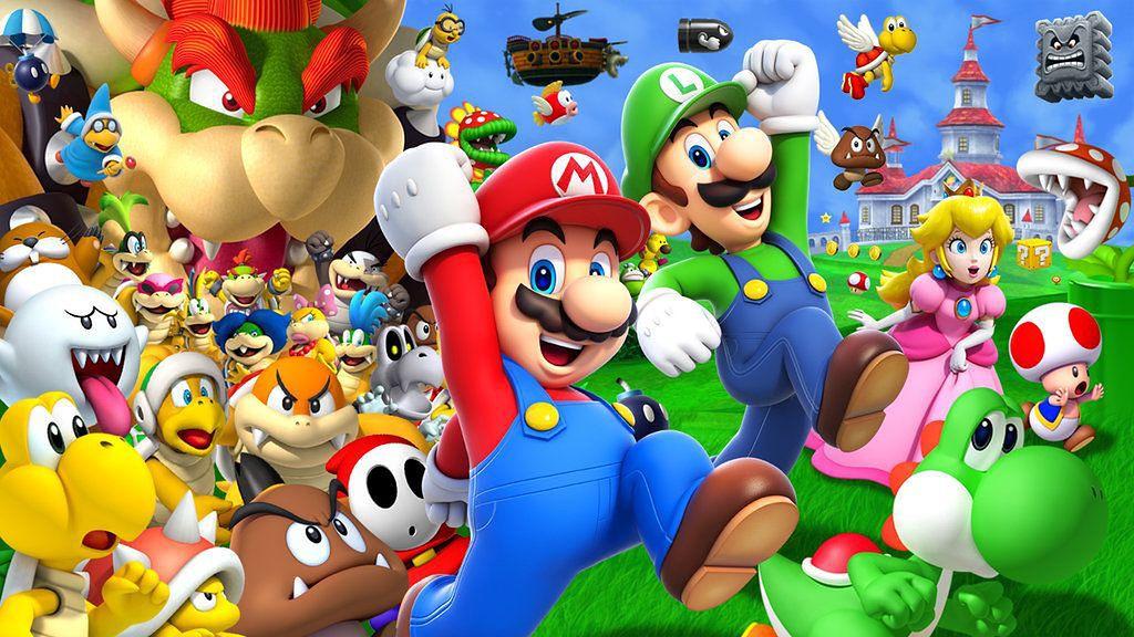 Super Mario Bros wskakuje do kin. Poznaliśmy obsadę i datę premiery