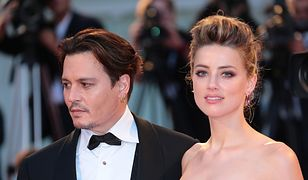 Johnny Depp pokazał ostatniego SMS-a od Amber Heard. Wyznała miłość, chciała drugiej szansy