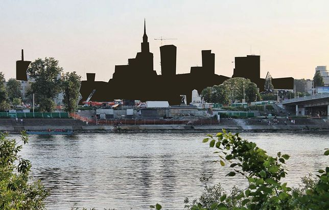 Czy tak będzie wyglądała Warszawa na zdjęciach?