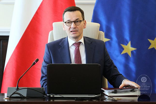 Mateusz Morawiecki apeluje do nauczycieli i proponuje okrągły stół.