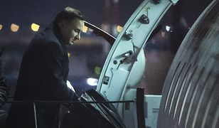 Ostra ocena lotu Andrzeja Dudy