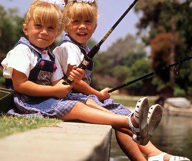 Mary-Kate i Ashley Olsen, najsłynniejsze bliźniaczki show-biznesu.