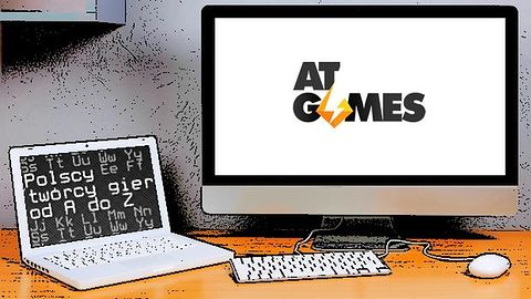 Polscy twórcy gier od A do Z: ATGames