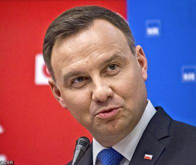 Pozycja negocjacyjna Andrzeja Dudy bardzo wzrośnie.