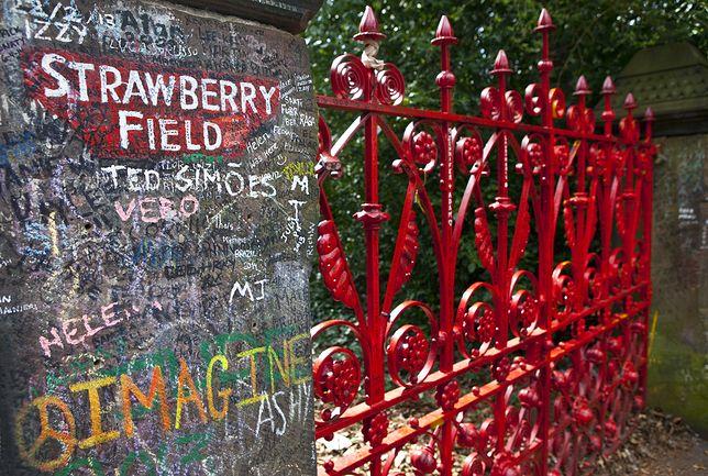 Beatlesowskie Strawberry Field zostanie udostępnione turystom