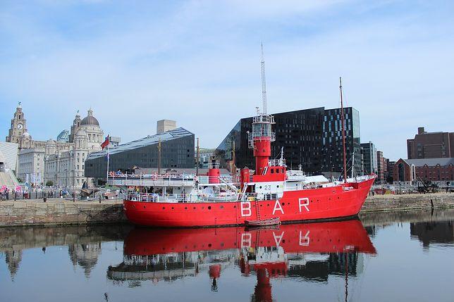 Liverpool to jedne z najwiekszych miast Wielkiej Brytanii