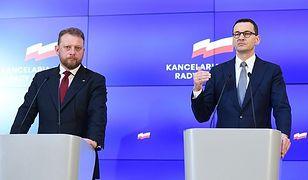 Konferencja premiera Mateusza Morawieckiego i ministrów o 4. etapie odmrażania gospodarki