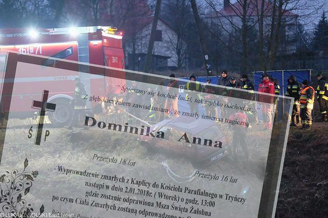 Tragiczna śmierć pięciu osób w Tryńczy. Jesteśmy na miejscu