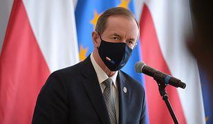 """Senat uchyli immunitet marszałka Grodzkiego? """"Poddam się procedurze"""""""