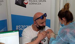 Śląsk. Ponad 7 tys. osób zgłosiło się do szczepienia