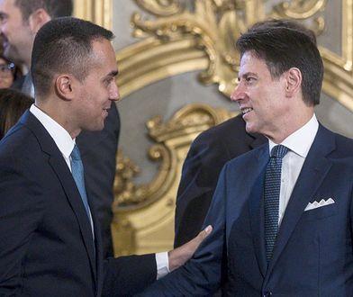 Włochy. Giuseppe Conte zaprzysiężony na czele nowego rządu