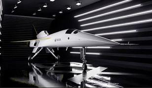 USA. Zaprezentowano XB-1 - nowy naddźwiękowy samolot pasażerski [Wideo]