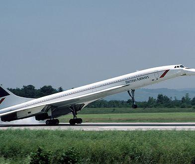 Concorde wróci? Tego chce Joe Biden
