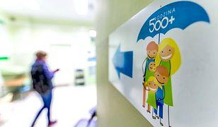 Prawie 4 miliony dzieci otrzymuje 500 zł