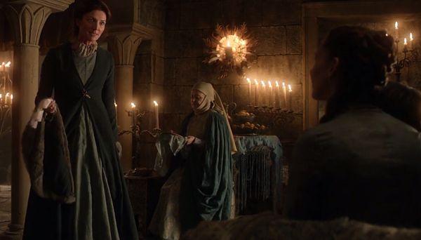 Gra o tron sezon 1, odcinek 8: Ostry koniec (The pointy end)