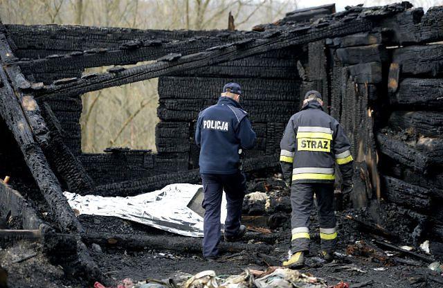 Cztery ofiary pożaru w Smolniku