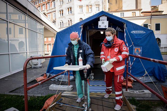 Koronawirus. Polski lekarz opisuje sytuację we Włoszech. Apeluje do Polaków