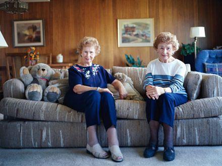 Najstarsze bliźniaczki zdradzają sekret długowieczności. Ile mają lat?