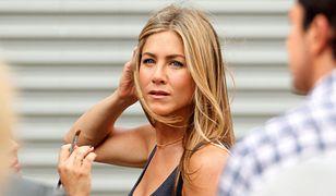 Jennifer Aniston regularnie trenuje
