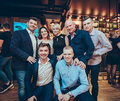 Daniel Martyniuk i jego przyjaciel z dzieciństwa, Mateusz Rynkiewicz, otworzyli własną restaurację.