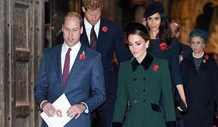William, Kate, Harry i Meghan