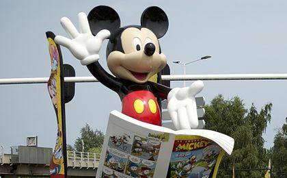 Disney podaruje Chińczykom rozrywkę za ponad pięć miliardów dolarów