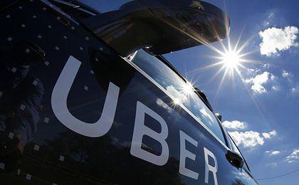 Taksówkarze chcieli zatrzymać kierowcę Ubera, zatrzymali męża odwożącego żonę