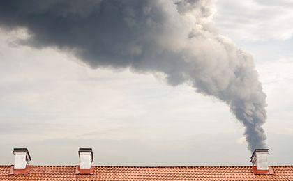 Nad Krakowem nie ma już smogu