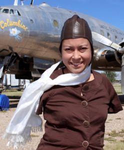 Jessica Cox jest pierwszą na świecie pilotką bez rąk. Historia niezwykłej kobiety