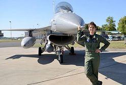 Nie wiedziałam, że kobiety też mogą być pilotami