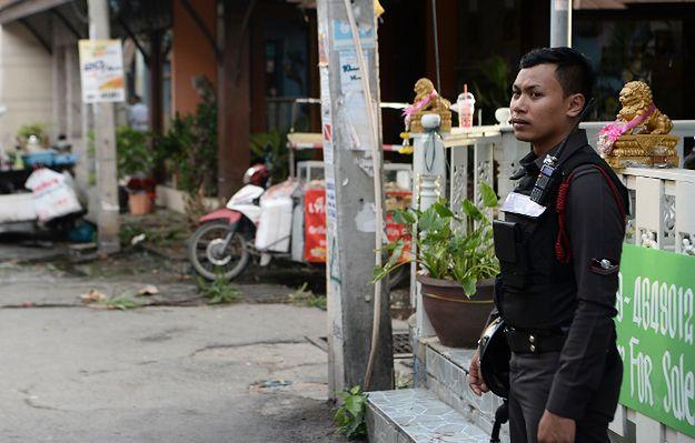 """Kolejny atak bombowy w Tajlandii, zginęły cztery osoby. """"To lokalny sabotaż"""""""