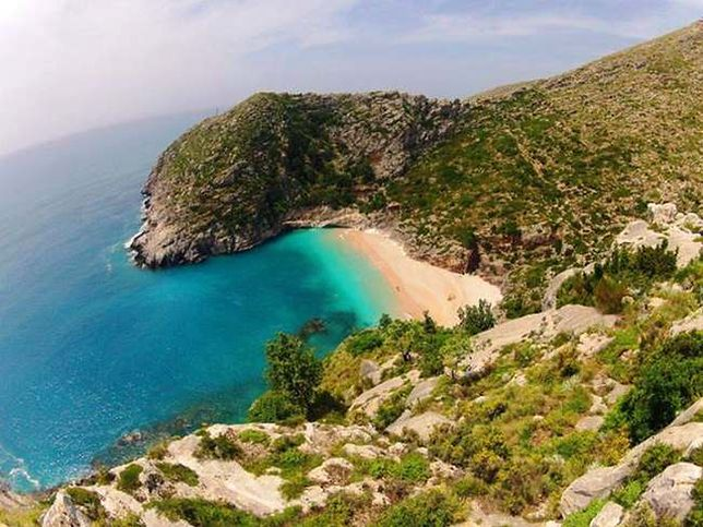 Gjiri i Gramës Karaburun Albania