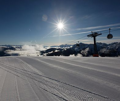 Południowy Tyrol - królestwo sportów zimowych