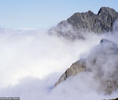 Gerlach to najwyższy szczyt Tatr (2655 m n.p.m.)