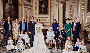 Księżniczka Eugenia wyszła za mąż.