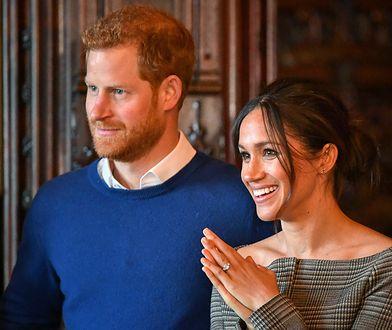 Książę Harry i księżna Meghan zostaną rodzicami w 2019 roku