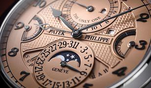 Szwajcaria. Najdroższy zegarek na świecie sprzedany. Sprawdź, ile kosztował