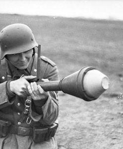 Wunderwaffe (5). Panzerfaust – pancerna pięść Hitlera