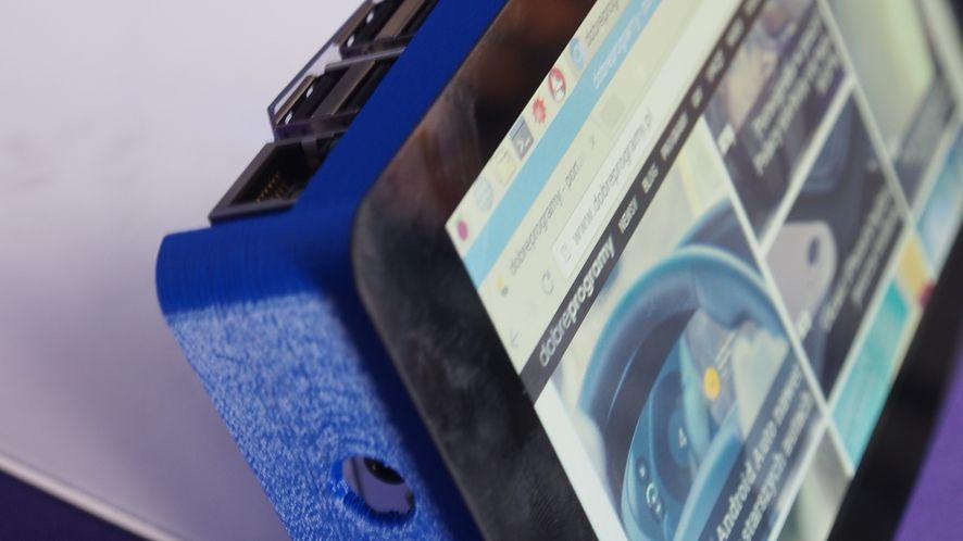 Zrób to sam: tablet z Raspberry Pi!