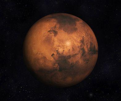 Lądownik NASA InSight zarejestrował tajemnicze trzęsienia pod powierzchnią Marsa