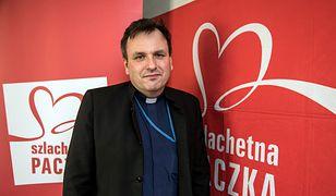 Ks. Grzegorz Babiarz, prezes Wiosny