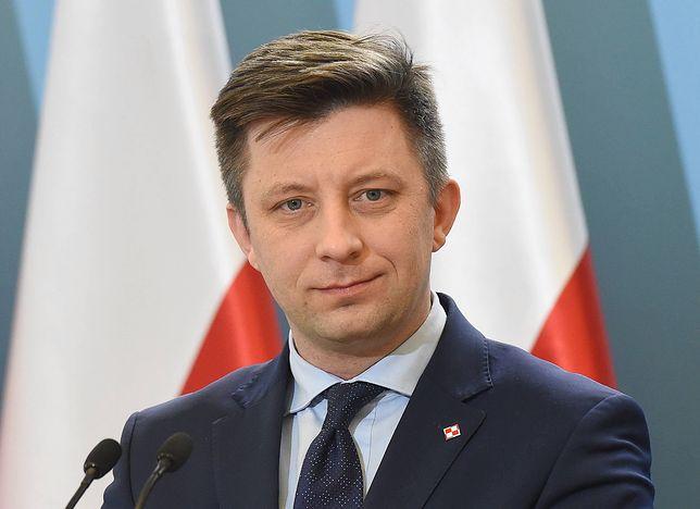 Michał Dworczyk mówi o nepotyzmie