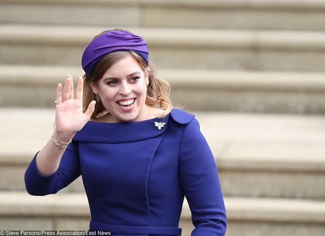 Księżniczka Beatrice wywołała skandal
