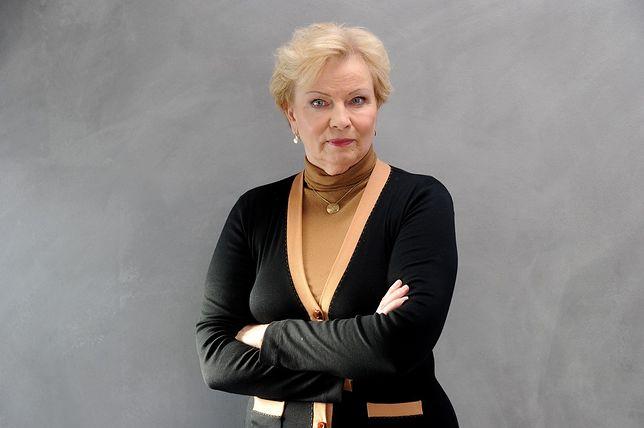 """Krystyna Kofta: """"Gdybym badała się co roku, to miałabym obie piersi"""""""