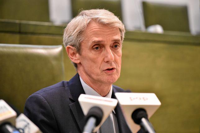 Michał Laskowski nadal będzie orzekać w Sądzie Najwyższym