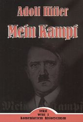 Żydzi chcą wydania Mein Kampf